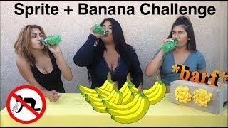 Video Banana Sprite Challenge Gone Wrong !!! download MP3, 3GP, MP4, WEBM, AVI, FLV Agustus 2018