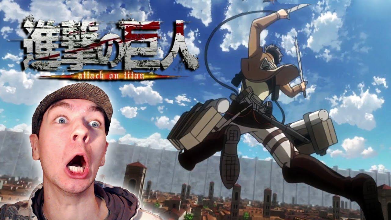 TITAN KILLER! | Attack on Titan Tribute Game