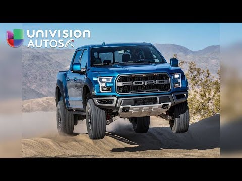 Conoce la Ford F- Raptor mejorada para  | Univision Autos