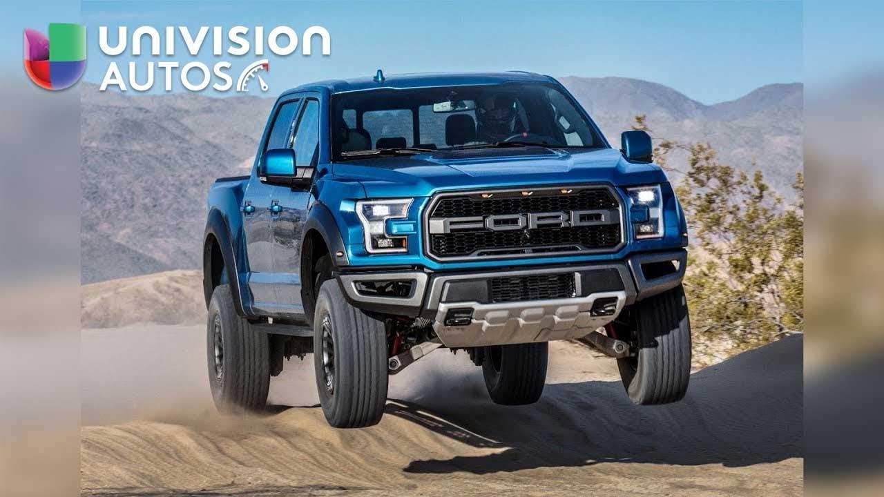 Conoce la Ford F-150 Raptor mejorada para 2019 | Univision ...