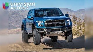 Conoce la Ford F-150 Raptor mejorada para 2019   Univision Autos