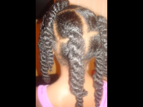 The Scalp- How I Grew My Daughter's Natural Hair to Tailbone Length