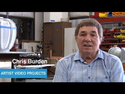 Chris Burden - The TV Commercials - West Coast Video Art - MOCAtv