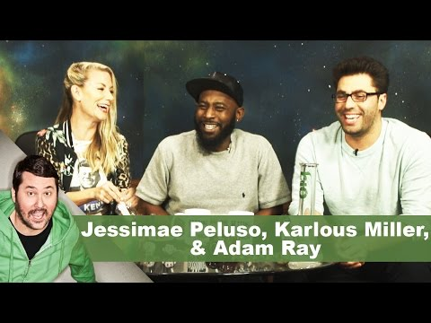 Jessimae Peluso, Karlous Miller, & Adam Ray  Getting Doug with High