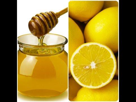 Giảm cân nhanh với chanh và mật ong
