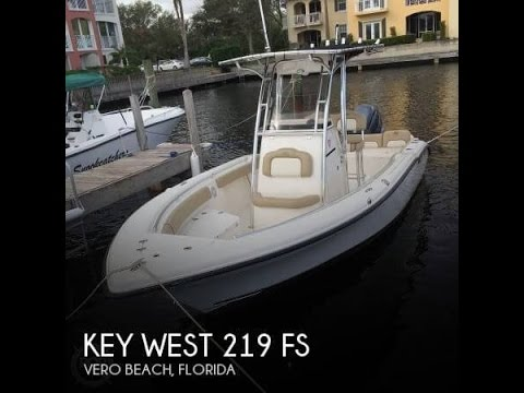 [SOLD] Used 2016 Key West 219 FS in Vero Beach, Florida