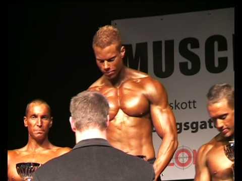 """Henrik """"Jiggen"""" Lindh, a tall muscular guy - YouTube"""