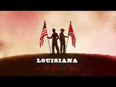 Louisiana In The Civil War