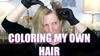 I COLORED MY OWN HAIR!   MADISON REED REVIEW