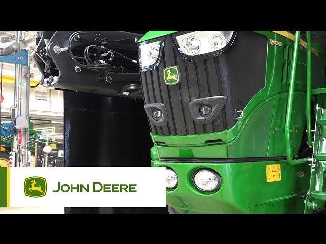 Opryskiwacz samojezdny John Deere R4050i