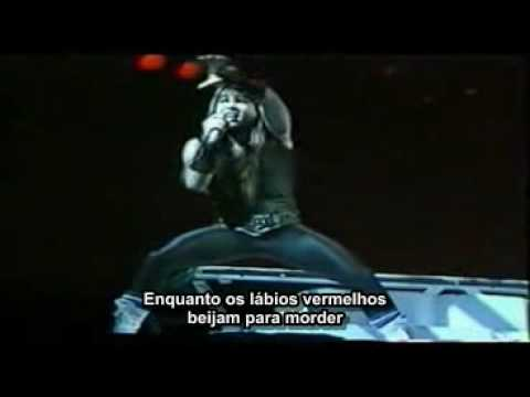 Iron Maiden Moonchild live legendado em portugues mp3