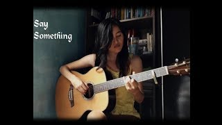Say something - A Great Big World & Cristina Aguilera ( firgerstyle guitar )