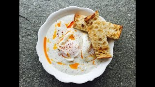 Turkish Porched Egg  - The Recipe Channel By Samar Khan