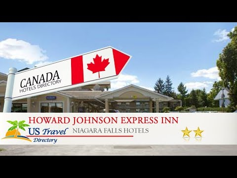 Howard Johnson Express Inn - Niagara Falls Hotels, Canada