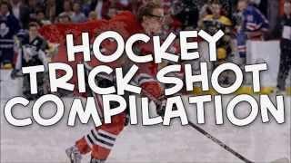 Лучшие хоккейные трюки,финты и дриблинг  powerbalance