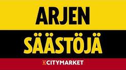 Arjen Säästöjä 23.-25.1.2017 - K-Citymarket