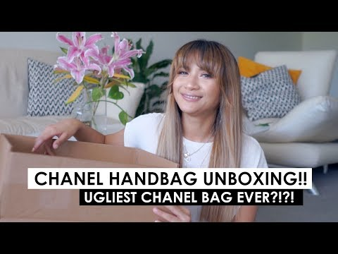 CHANEL BAG UNBOXING | My most polarising bag ever + Handbag for sale!
