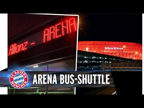 Allianz Arena Bus-Shuttle
