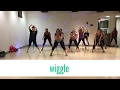 Wiggle by Jason Derulo ft. Snoop Dogg || Cardio Dance Party with Berns