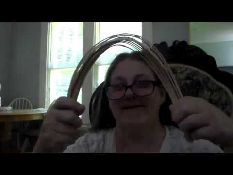 the basket weaving craft kit.