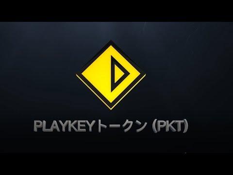 Playkey ICO - Decentralized Cloud Gaming Platform - Token sale:01-30.11.2017 (Japanese language)