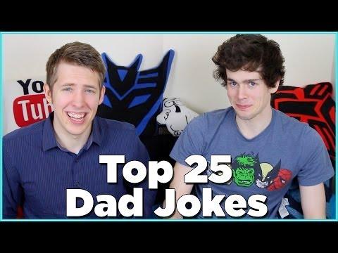 TOP 25 BEST DAD JOKES | Evan Edinger & Tom Burns