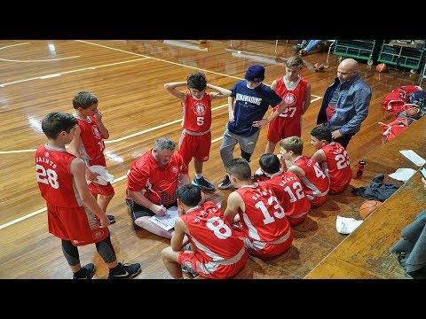 2019 St George Basketball Saints Reps Boys u14 Div 3