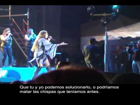 """Miley Cyrus - Two More Lonely People - Traducido Al Español Live In Ecuador """"Gypsy Heart Tour"""" HD"""