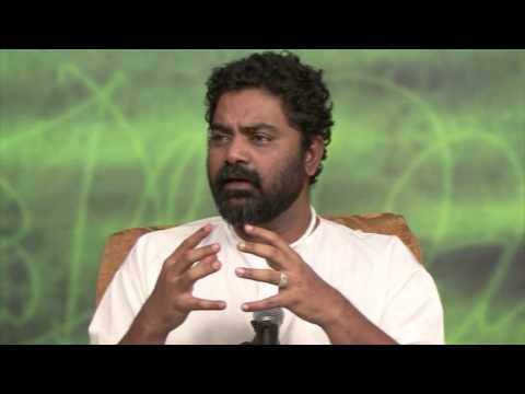 Dhyan Vimal speaks on the Sacred Work.