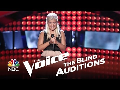 The Voice 2014 - Allison Bray: