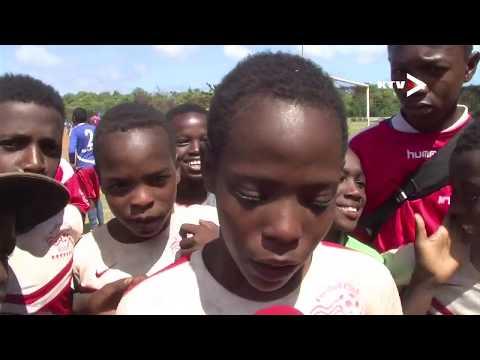 K SPORT émission Spéciale Foot Journée U13 Mayotte (KTV)