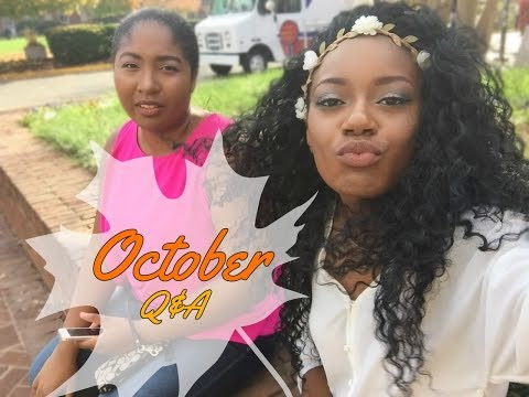 October Q&A (Pt2) feat. @maya_imani_