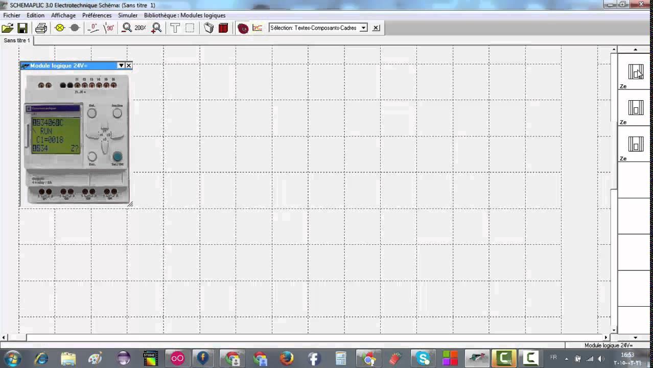 logiciel schemaplic 3.0
