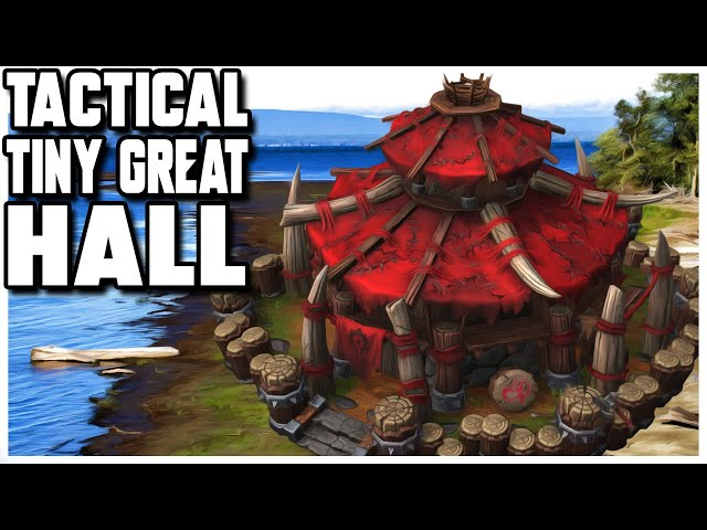 Grubby | WC3 | Tactical Tiny Great Hall