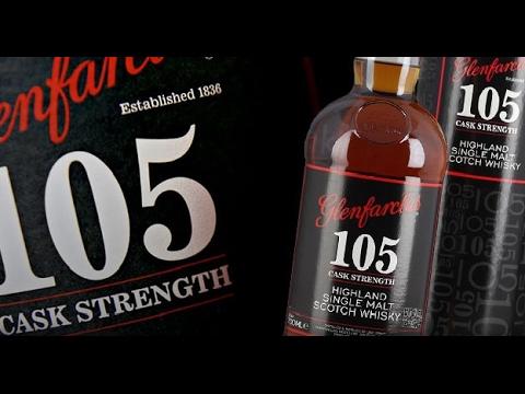 Glenfarclas 105   крепкий виски