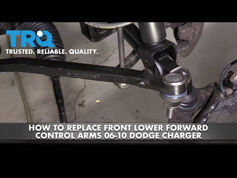 How to Replace Front Lower Forward Control Arm 2006-10 Dodge Charger