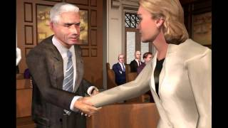 Law & Order 2 Double or Nothing PC 2003 Gameplay