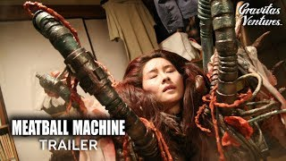 Meatball Machine (2005) - Trailer
