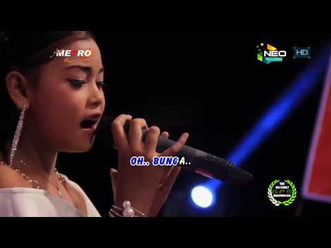 Bunga Dahlia ~ New Metro Live in Lapangan Saban ~ Gubug ~ Grobogan