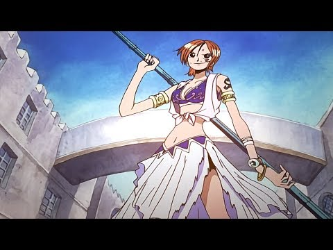LITTLE MISS | One Piece | Nami Tribute AMV