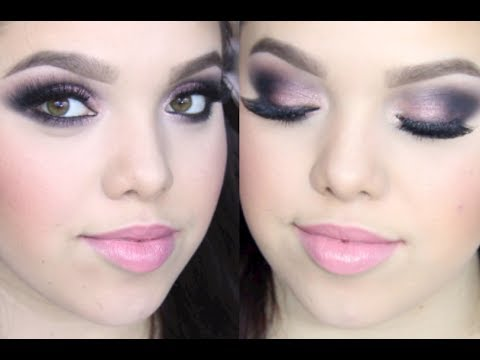 Urban Decay Naked 3 Makeup Tutorial Youtube