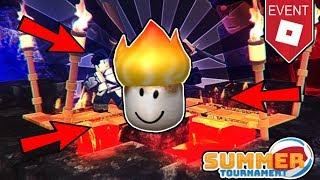 [EVENT GLITCHED 2018!] How to get MARSHMALLOW HEAD | Roblox SPAWN WARS