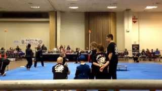 Tang Soo Do Region 9 Valentin Karate Demo Team 2014