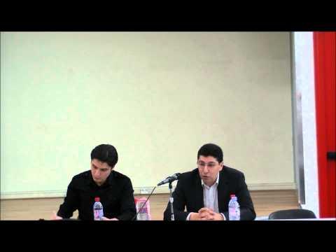 ACDA LUIS MARTINEZ L'Algérie dans son environnement régional et géopolitique   Partie 1