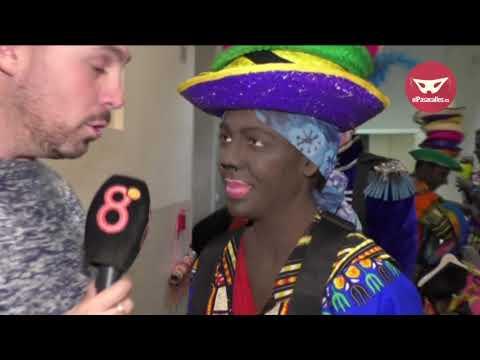 La chirigota del Bizcocho NO TE QUEMES TODAVÍA en Camerinos