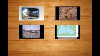 Коктебель Веб Камера Пляж(Поселок Коктебель веб камера пляж показывает со стороны набережной. Все веб камеры на карте и на видео...., 2014-02-11T20:50:58.000Z)