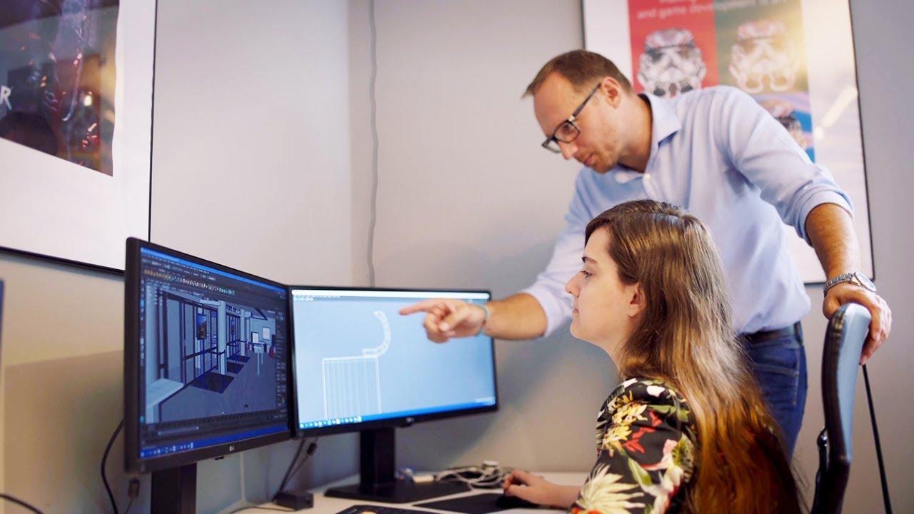 VR Factory & Bartender VR Simulator - Viveport Developer Stories
