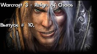 Warcraft 3 - Reign of Chaos.Выпуск № 10.