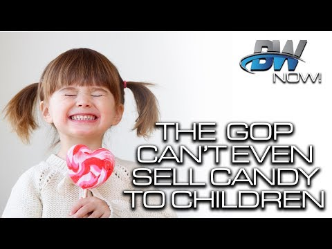 GOP Can't Sell Candy to Children