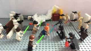 лего звездные войны война клонов трейлер